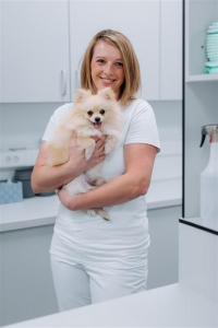 Katarina Gaberšek Drnovšek, dr.vet.med,