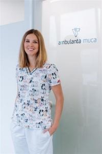 Klara Pevc, dr.vet.med.
