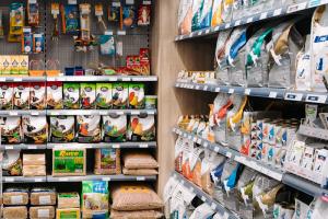 Tačka, veterina in trgovina - izdelki za male živali