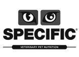Specific - visoko kvalitetna veterinarska hrana za domače živali (za mačke, pse)
