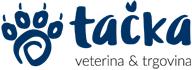 Tačka, veterina in trgovina Logo
